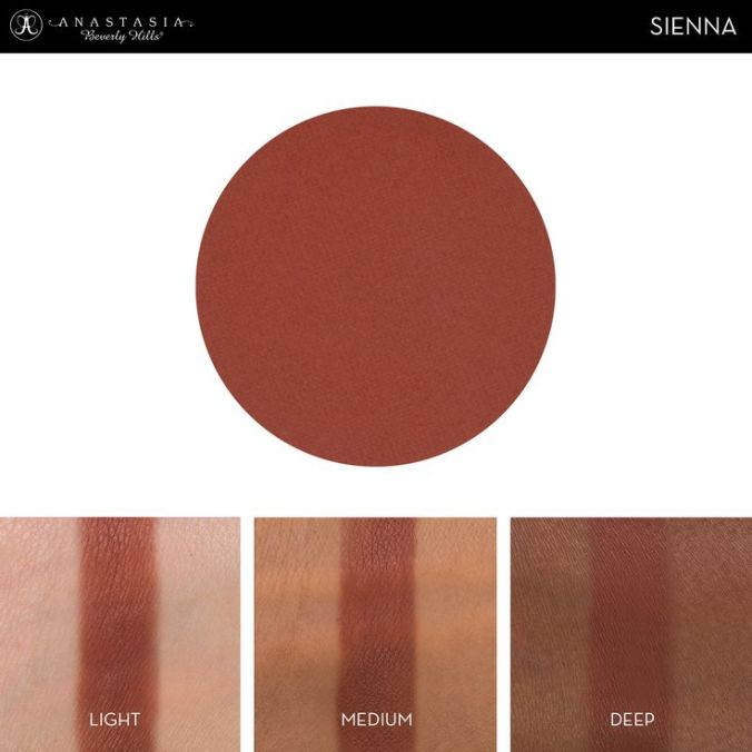 ABH Sienna Eyeshadow single